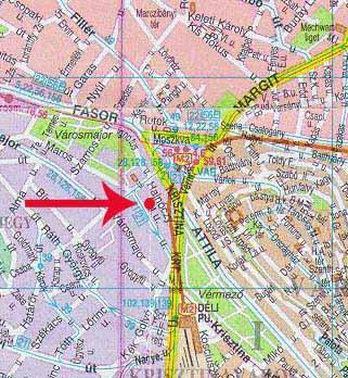 déli pályaudvar térkép Krisztus Egyháza déli pályaudvar térkép